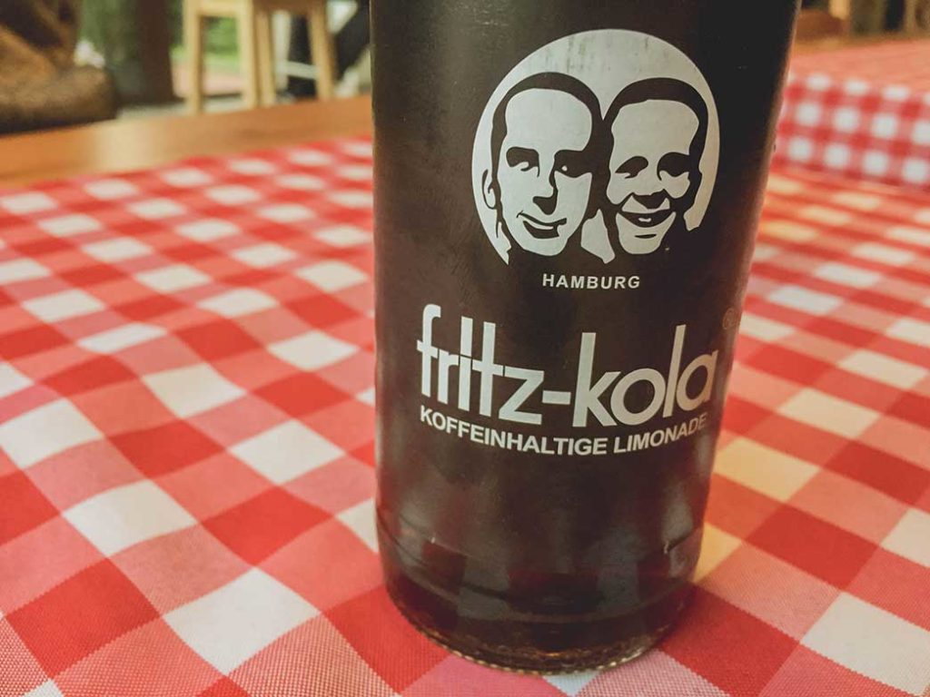 Fritz-Kola w Red Habanero Ruda Śląska