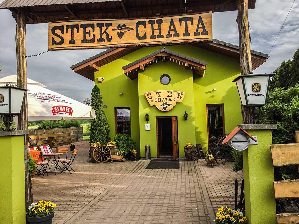 Stek Chata w Gliwicach