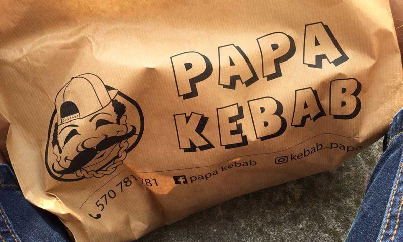Papa Kebab Zabrze - Dowóz