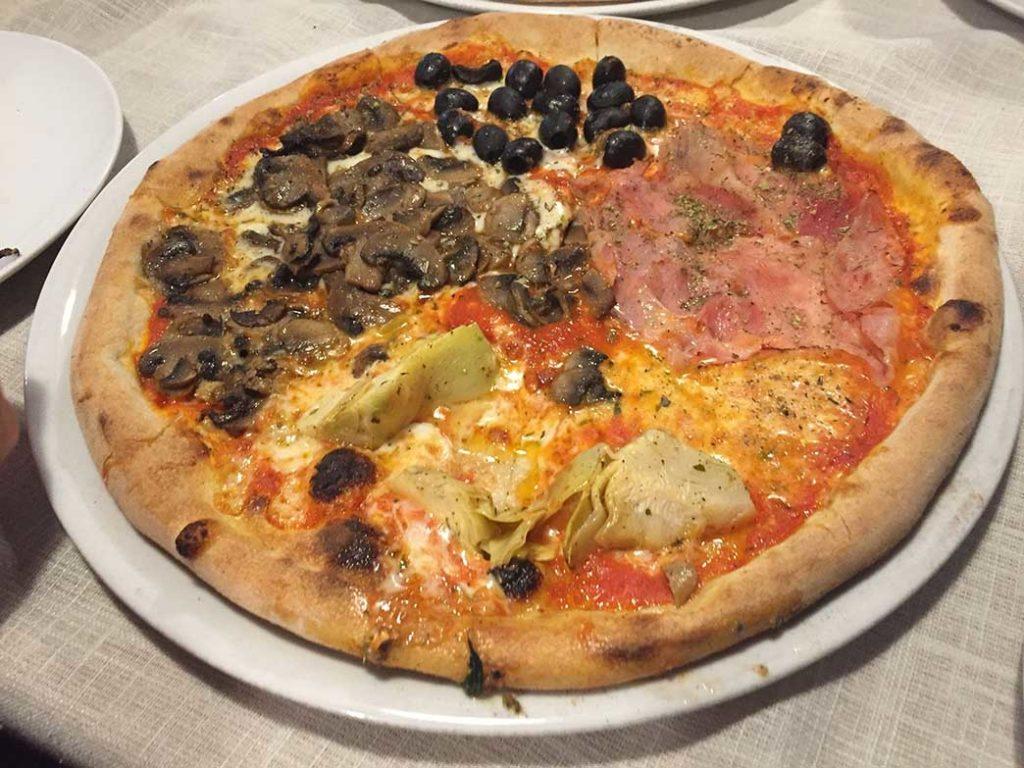 Mistrzowska pizza w Da Luca Zabrze