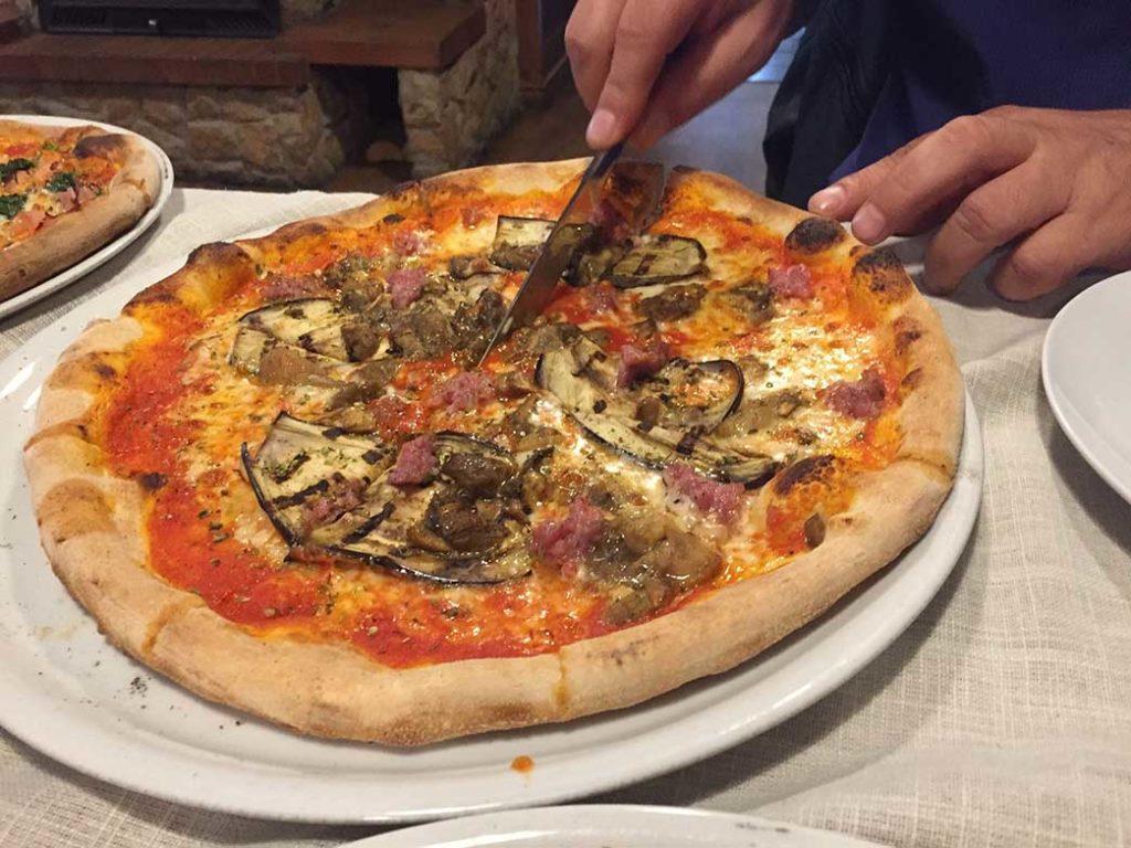 Włoska pizza w Zabrzu