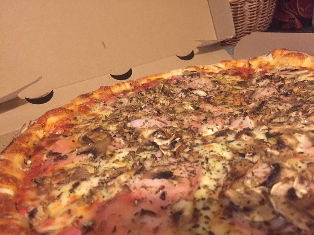 Pizza do domu w Zabrzu