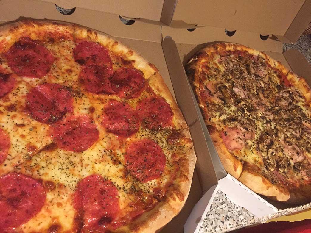 Pizza na dowóz w Zabrzu z U3