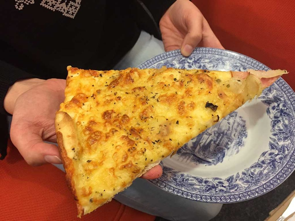 Pizza w Sosnowcu - Radełko