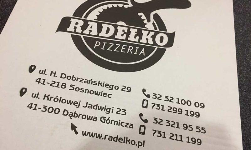 Pizzeria Radełko Sosnowiec