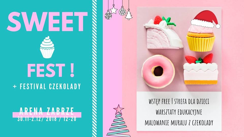 Sweet Fest w Zabrzu + Festival Czekolady