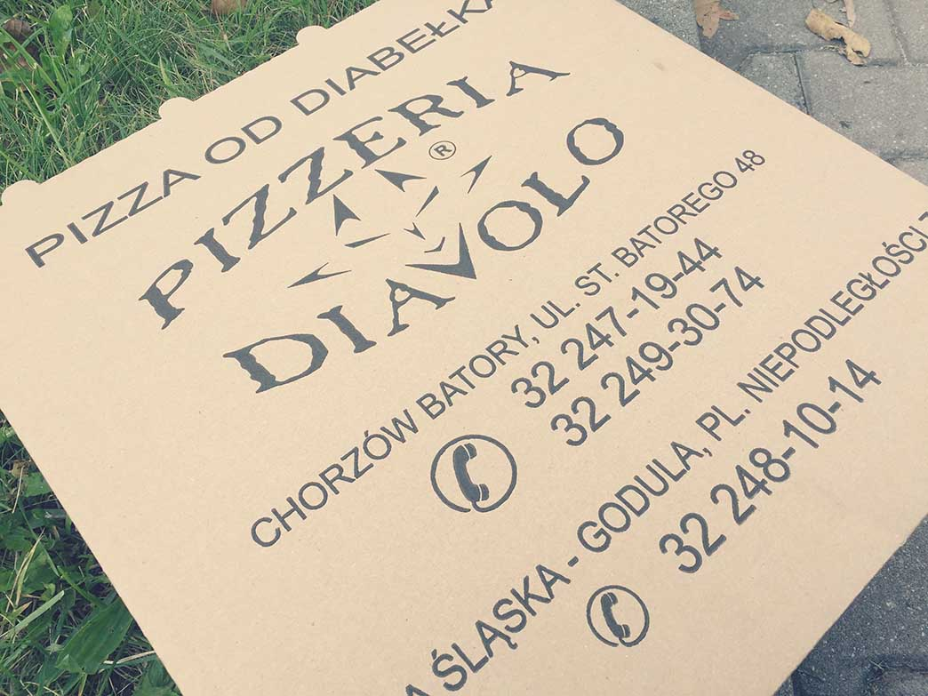 Pizzeria Diavolo w Rudzie Śląskiej