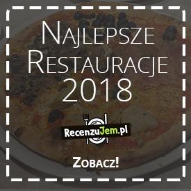 Najlepsze restauracje na Śląsku 2018