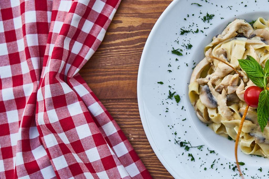 Makaron to jedno z popularniejszych włoskich dań