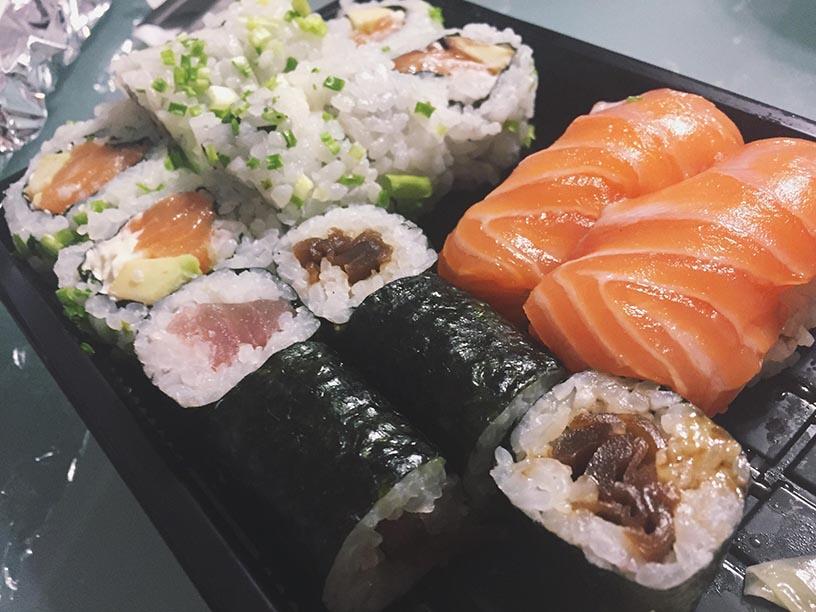 Sushi Gurin Bytom - dowóz