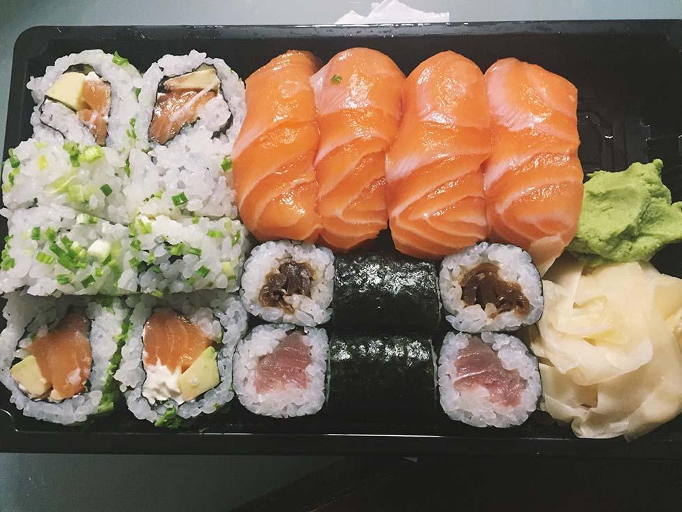 Zestaw Samurai od Sushi Gurin Bytom