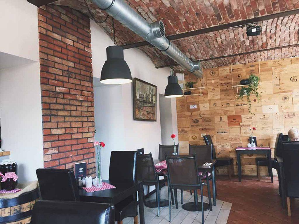 Restauracja Tygel w Zabrzu