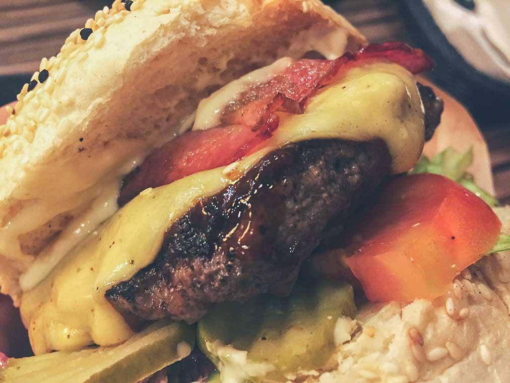 Burger - Klasyka na bogato