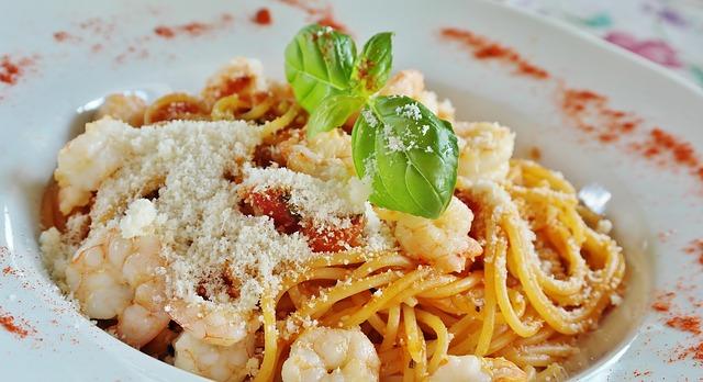 Parmezan w kuchni włoskiej