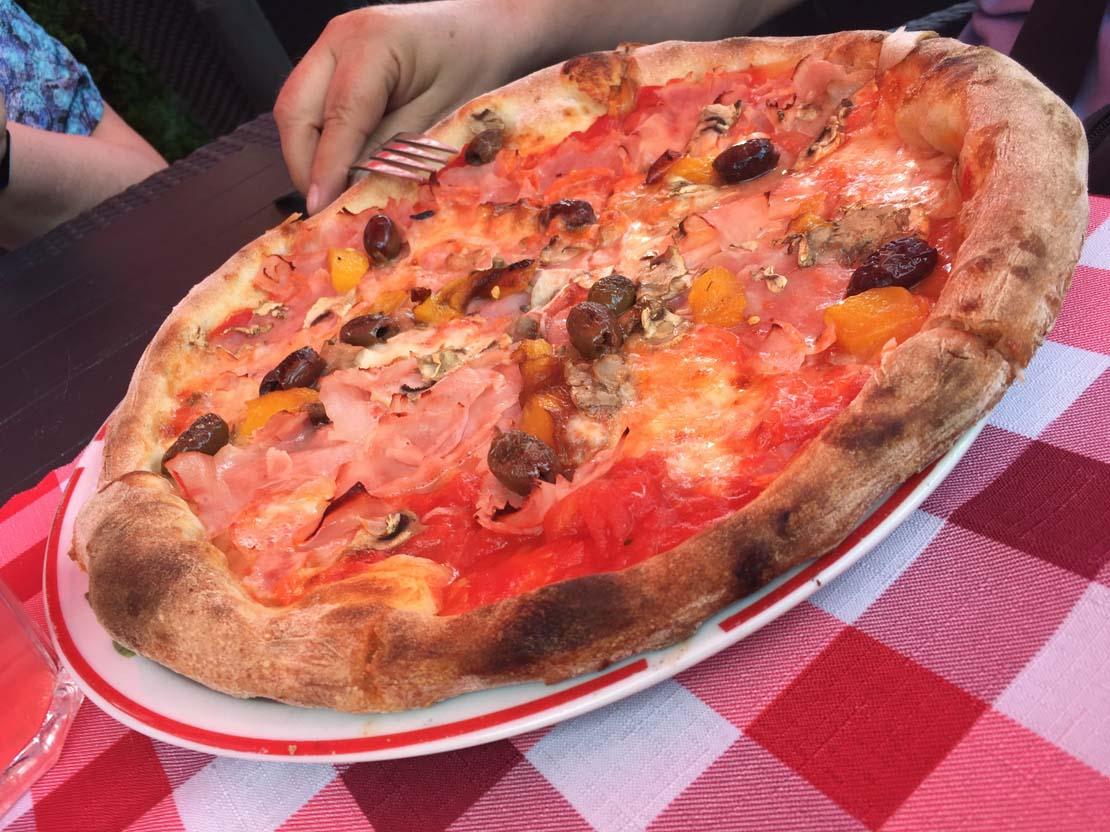 Pizzeria Veloria w mieście Zabrze