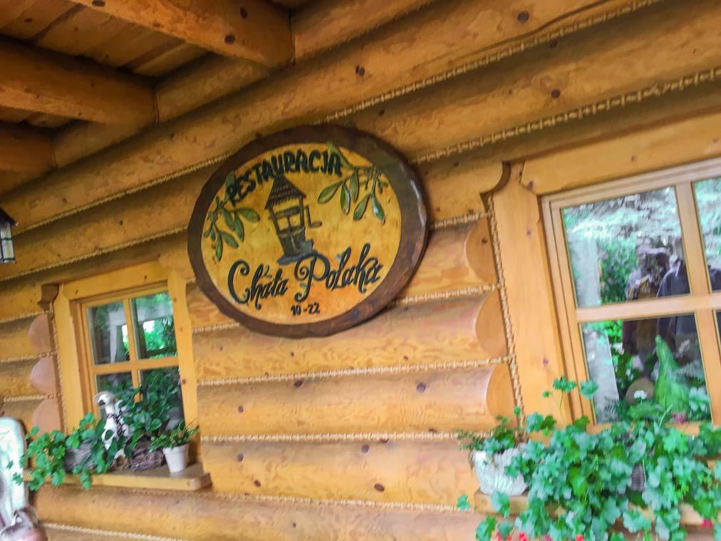 Restauracja Chata Polaka w Gliwicach