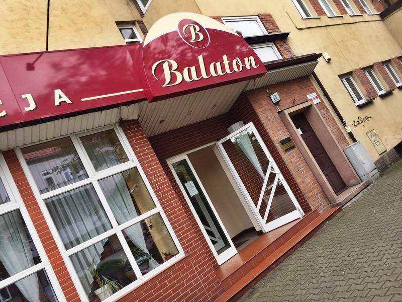 Restauracja Balaton w Zabrzu